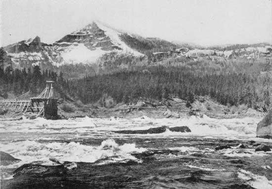 Cascade Rapids