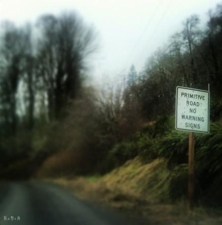 Walville road.