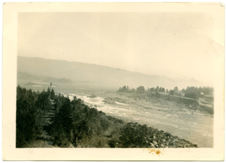 Pre-dammed Cascades. 1912(?) author unknown.