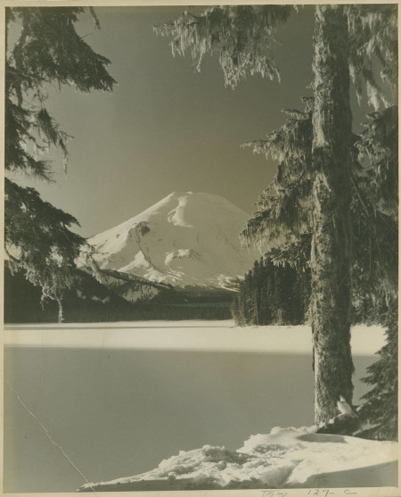 Mt. St. Helens. ca. 1920's