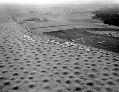 Mima Mounds, DNR archive photo.