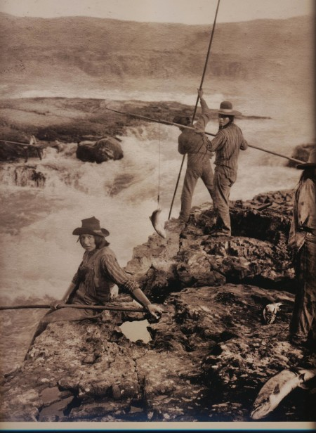 Unknown fishermen, unknown year, unknown photographer.. any information would be appreciated.