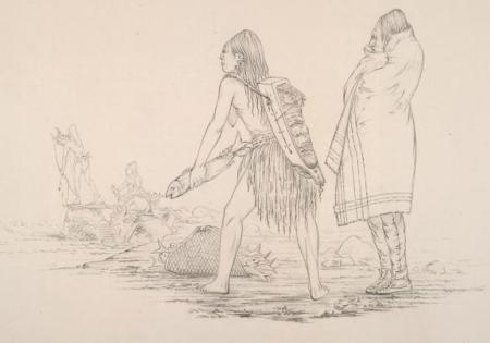 George Catlin. 1850