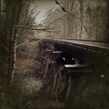 'Ghost Train' | © 2015 H a v e n