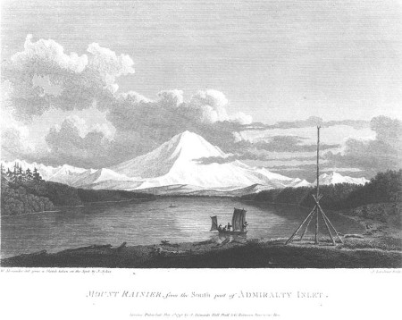 mt rainier admiralty inlet 1792